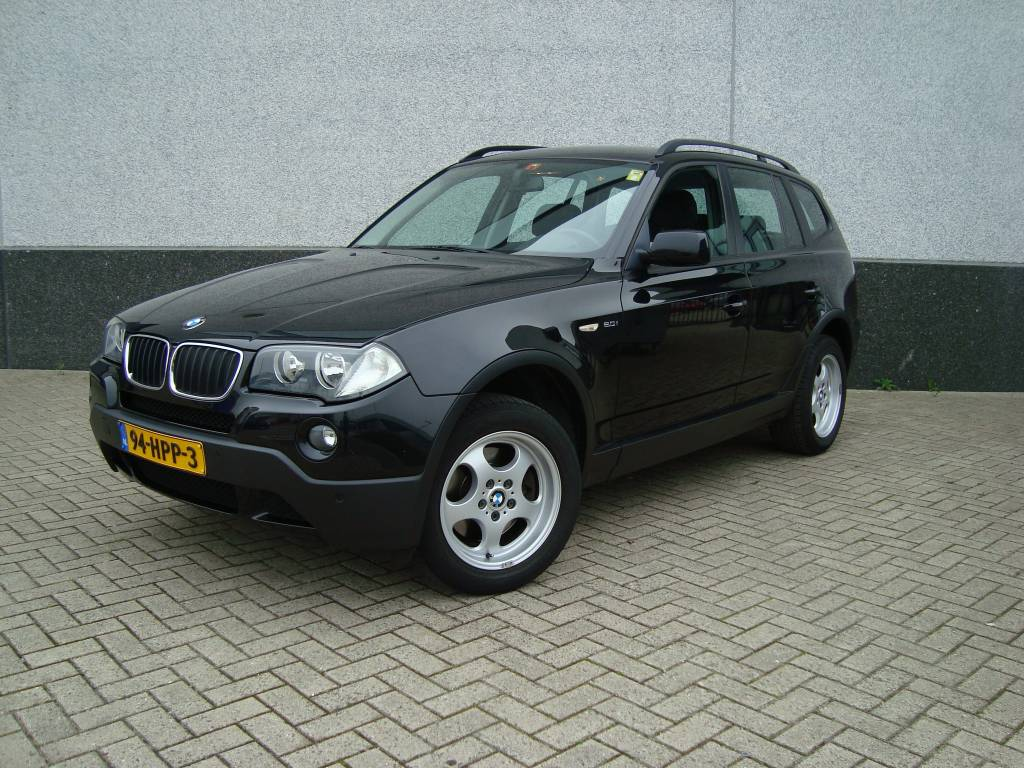 bmw x3 2 0 i business 2009. Black Bedroom Furniture Sets. Home Design Ideas