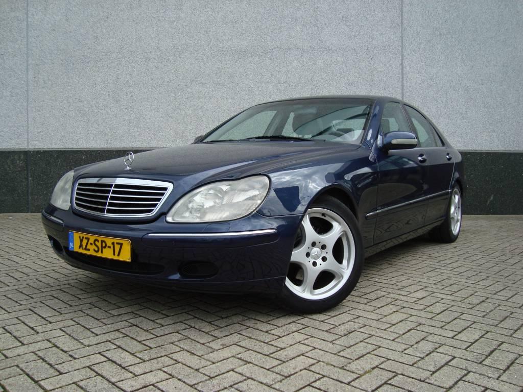 Mercedes benz s320 1999 benzine automaat for 1999 s320 mercedes benz