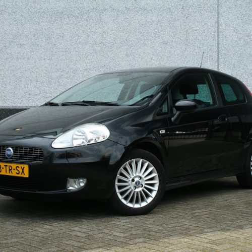 fiat grande punto 1 4 16v sport benzine 2007. Black Bedroom Furniture Sets. Home Design Ideas