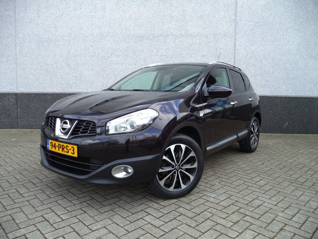 nissan qashqai 1 6 connect edition benzine 2011. Black Bedroom Furniture Sets. Home Design Ideas