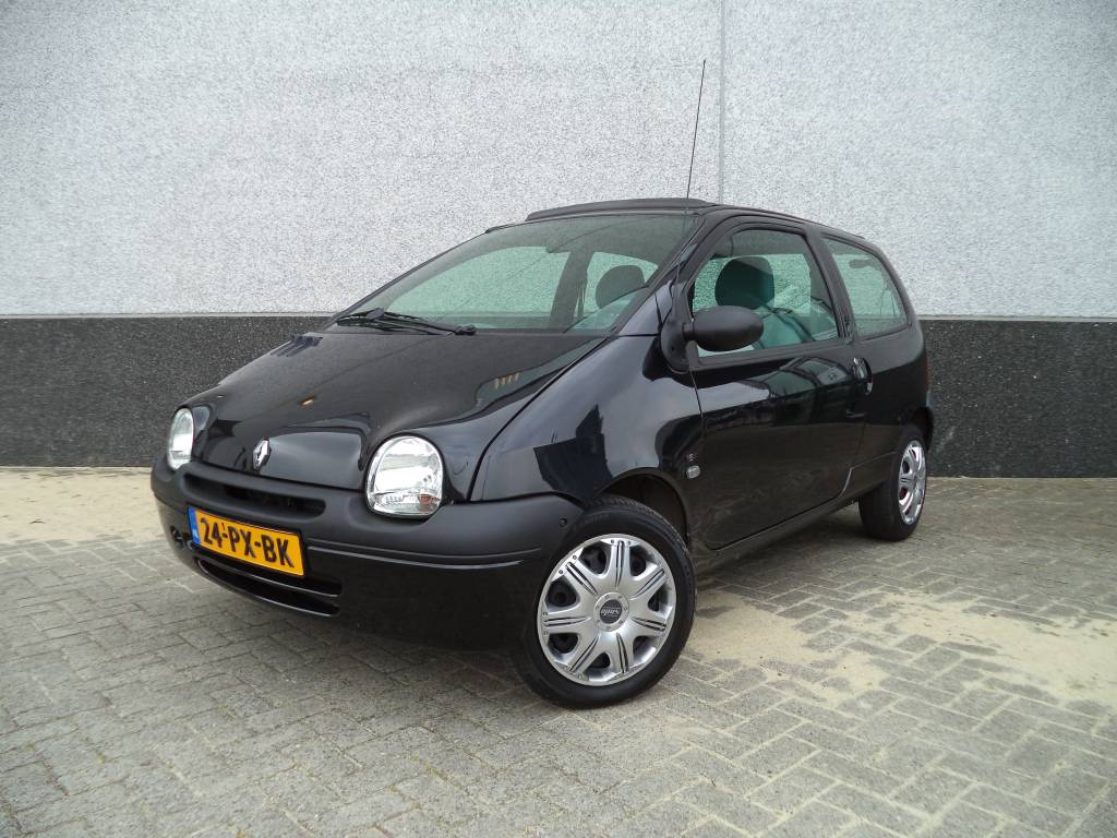 renault twingo 1 2 16v lazuli benzine 2004. Black Bedroom Furniture Sets. Home Design Ideas