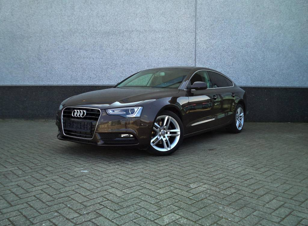 audi a5 sportback 1 8 tfsi pro line benzine 2013. Black Bedroom Furniture Sets. Home Design Ideas